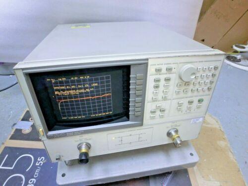 Agilent HP 8720C 50MHz-20GHz RF Vector Network Analyzer,opt 001,010,Used,US^7254