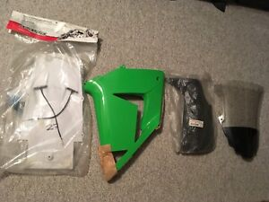 Brand new ZX 10 Fairing and GSXR Windshield and Undertail,Etc