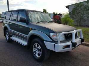 1996 TOYOTA Land Cruiser PRADO GXL (4x4)
