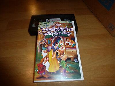 Schneewitschen und die Sieben Zwerge, Walt Disney  Video