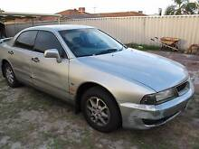 1999 Mitsubishi Magna Sedan Dual fuel (Petrol/LPG) Willetton Canning Area Preview