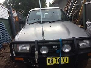 Toyota 4Runner 4x4 hilux 1000 East Maitland Maitland Area Preview
