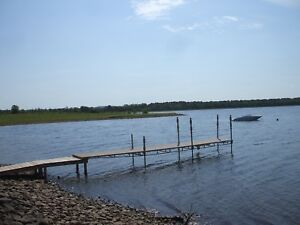 Lakefront Property lot