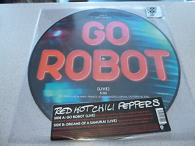 Red Hot Chili Peppers - Go Robot(live) - 12