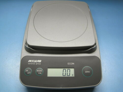 Acculab Sartorius Group EC-211 Precision Balance Scale