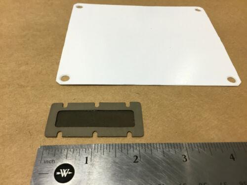 1 PC  PARKER  19-11-E599-1215  EMI-RFI Electronic Shielding Gasket