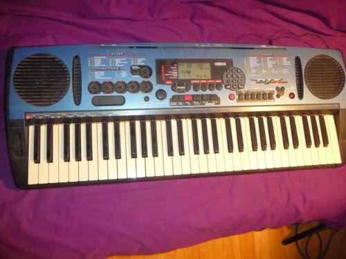 Yamaha Portatone DJX (PSR-D1) Electronic Keyboard Synthesiser Sampler DJ Station