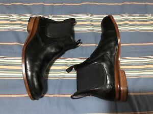 Timberland dress boot brown leather, men's size 11.5, Aldo
