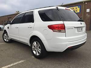 2011 SZ Ford Territory Wagon - 3yr warranty - $15990 Pooraka Salisbury Area Preview