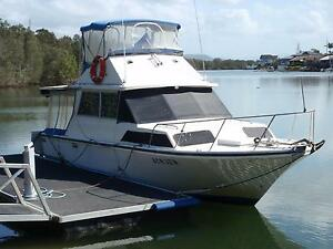 Mariner 34 Fly Bridge Cruiser Banora Point Tweed Heads Area Preview