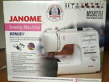 Janome sewing machine new MS5027lE Wooyung Tweed Heads Area Preview