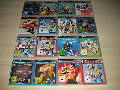 PS3 - 1 Move Spiel nach Wahl ( DanceStar, Sport Champions, ...) Playstation 3 (Sports Champions Spiele)