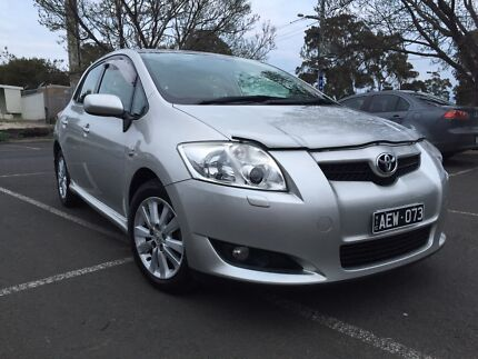 2007 Toyota Corolla Levin ZR Altona North Hobsons Bay Area Preview