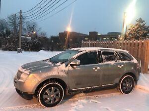 2008 Lincoln MKX AWD VUS SUV Ford Edge 4x4 6500$ ou échange