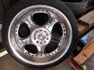 Mag/Rims Wheels SSR Vielsides 18in Canley Heights Fairfield Area Preview
