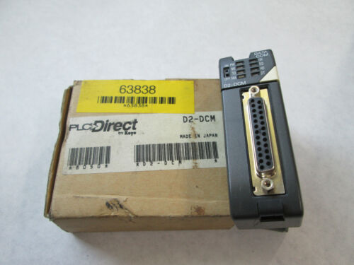 New PLC Direct / Koyo D2-DCM Module