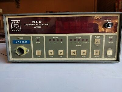 Holaday Hi-1710 Microwave Measurement System