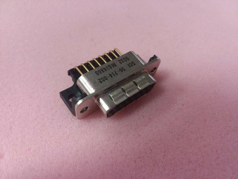 ( 1 pc ) 56-714-002  Spectrum Control Connector / API