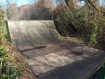 half pipe skate ramp, used for sale  Liverpool