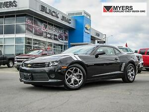 "2014 Chevrolet Camaro LS- AUTO W/PADDLE SHIFT/18"" WHEELS"