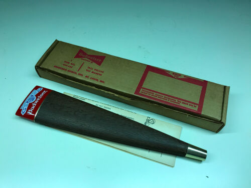 BUDWEISER The Deluxe Tapmaker Beer Tap #090-625 With Original Box Paperwork