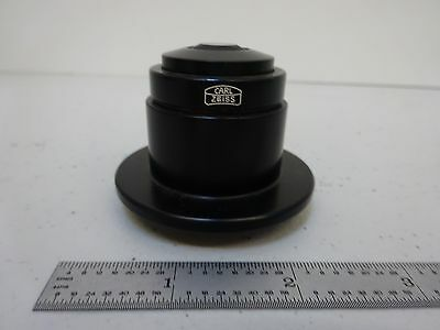 Microscope Part Zeiss Germany Phase Condenser Optics As Is Bins5-85