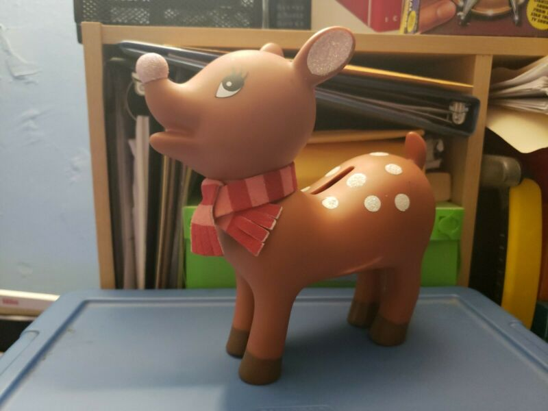 Old Navy Rudolph The Reindeer Bank
