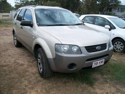 AWD (4x4) 2006 Ford Territory Wagon - Excellent Condition! Kensington Bundaberg Surrounds Preview