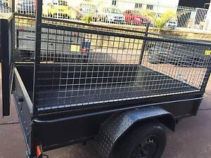 AFFORDABLE 7X4 LOW SIDE 600MM CAGE 12 MONTHS PRIV REGO $1250 Pendle Hill Parramatta Area Preview