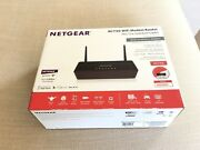 NETGEAR AC750 dual band WiFi modem router with JB HiFi receipt Neutral Bay North Sydney Area Preview