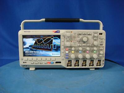 Tektronix Mso2014 100 Mhz 416 Channel Mixed Signal Oscilloscope