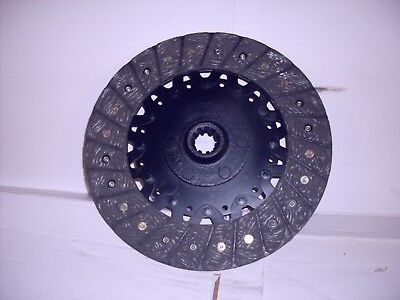 Oliver 55  9  Tractor Clutch Disc 10 Spline