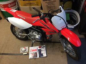 Honda CRF70 2011 IMMACULATE Rokeby Clarence Area Preview