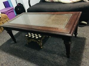 Bombay company island estate coffee table