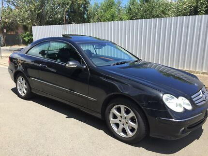 Mercedes clk 200 compressor 2005 Automatic Kurralta Park West Torrens Area Preview