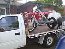 Holden rodeo 4x4 & CRF450x swap or sell! Tumut Tumut Area Preview