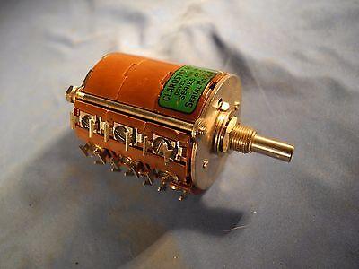 Vintage Clarostat 3-section Potentiometer Series 42