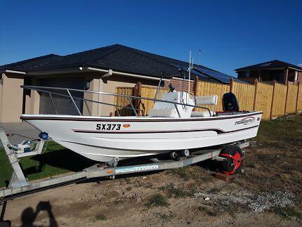 Triumph 170cc boat