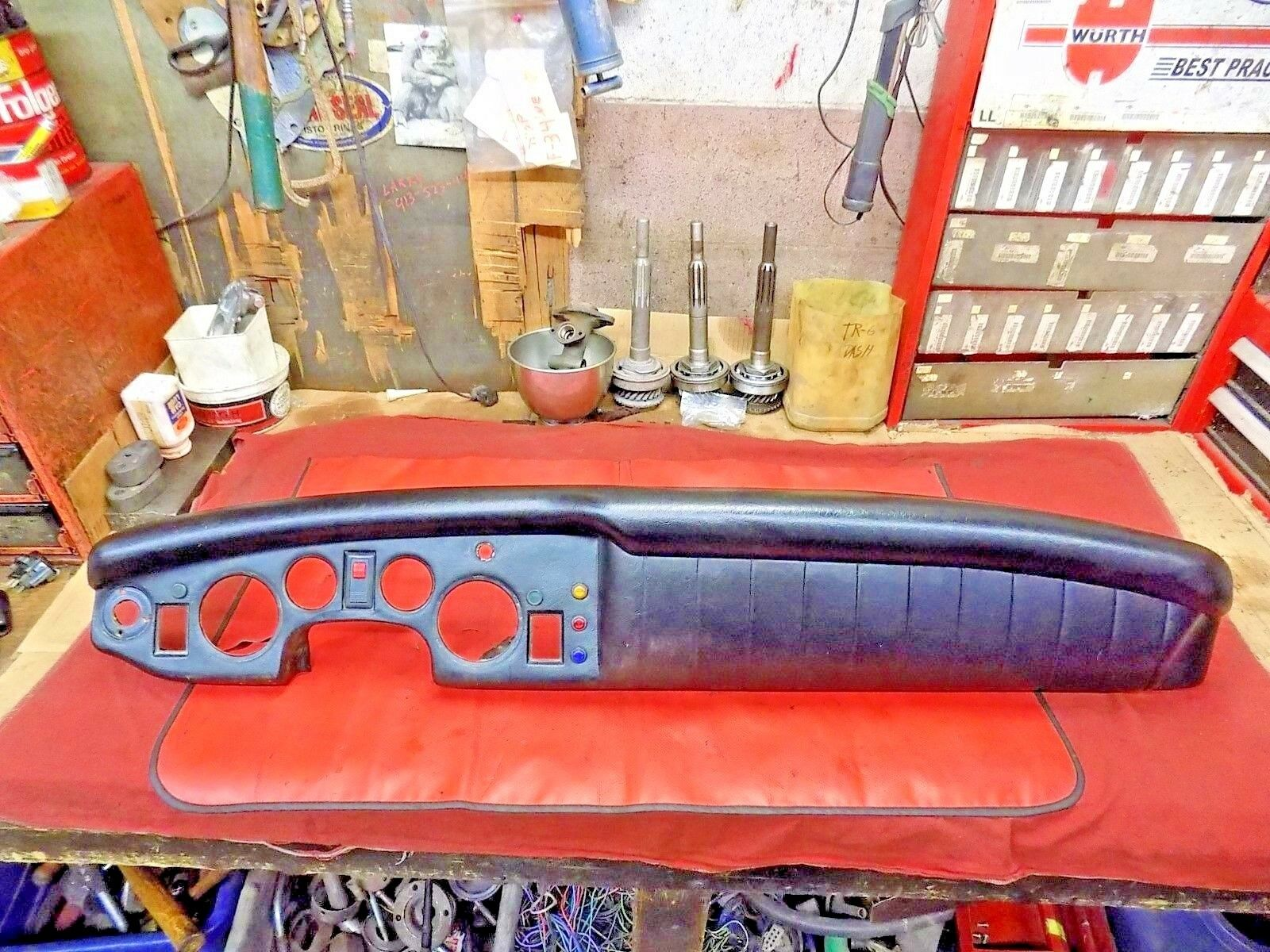 Used MG Midget Interior Parts for Sale