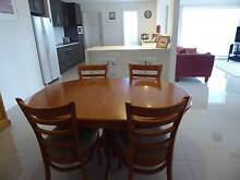 Dining Table & Chairs Victor Harbor Victor Harbor Area Preview