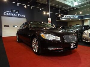 2011 Jaguar XF LUXURY / NAVIGATION / BLUETOOTH