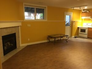 Newly renovated 2 Bedrooms basement suits for rent Fleetwood
