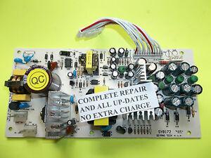 Sonicview 8000 HD Power Supply REPAIR