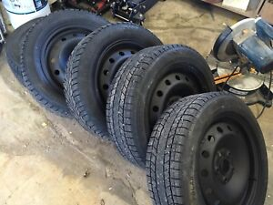 205 55 r16 winter tires on rims reduced
