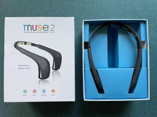 Muse 2: The Brain Sensing Headband + Hard Case