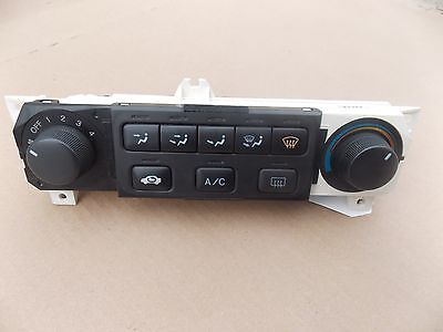 1998-2002 Honda Accord Odyssey Heater Control Climate Control Temperature AC ()