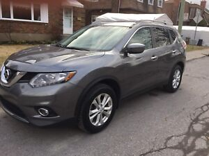 2016 Nissan Rogue SV Transfert de bail -  293.24$ taxes inclus