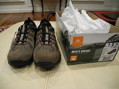 7ffe123dcbd Mens Hikers Ozark Trail Shoes Size 10 1 2 NEW
