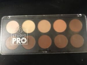 BH cosmetics never used contour pallet