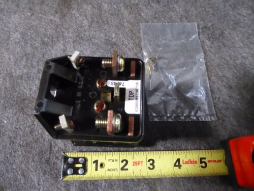 LPM 375-6124-GE Contactor Assembly New